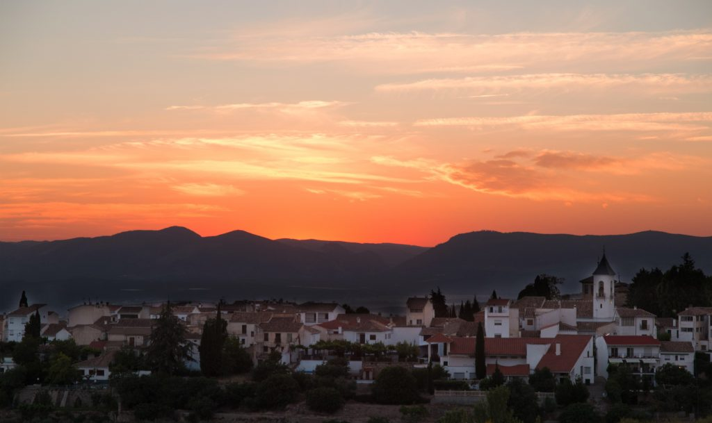 Alquiler vacacional para amigos y familia en Andalucía