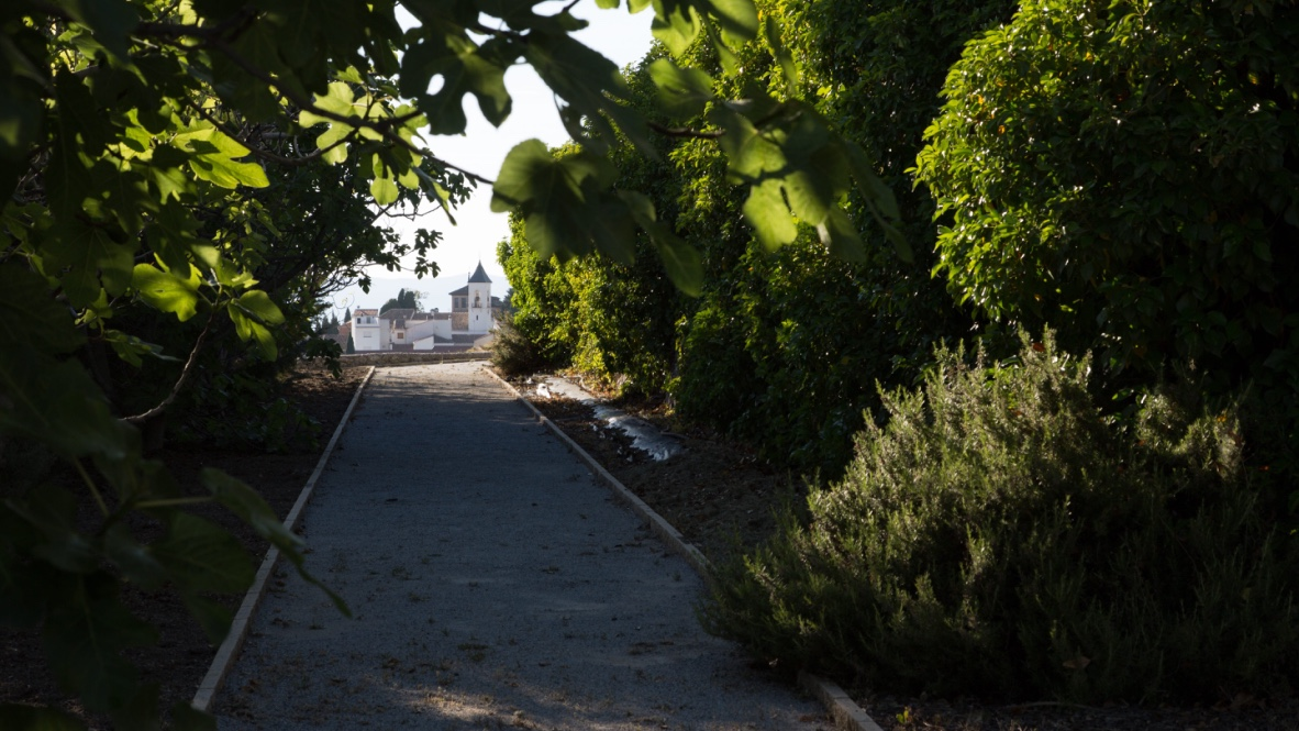 Alquiler de finca de lujo en Granada
